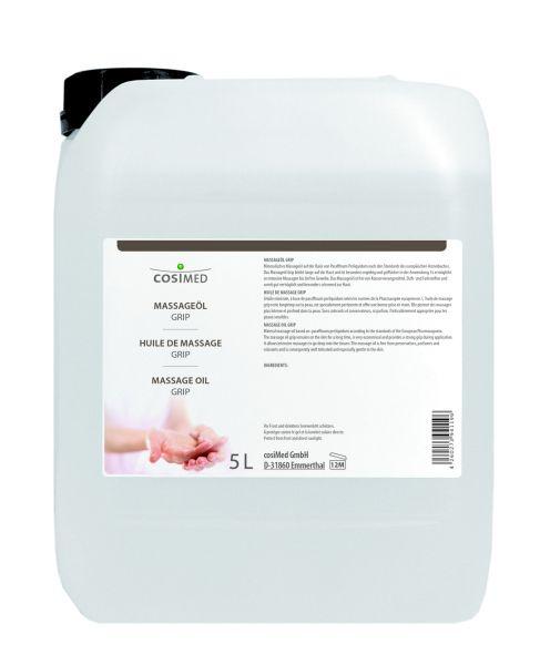 Massageöl Grip - 5 l Kanister