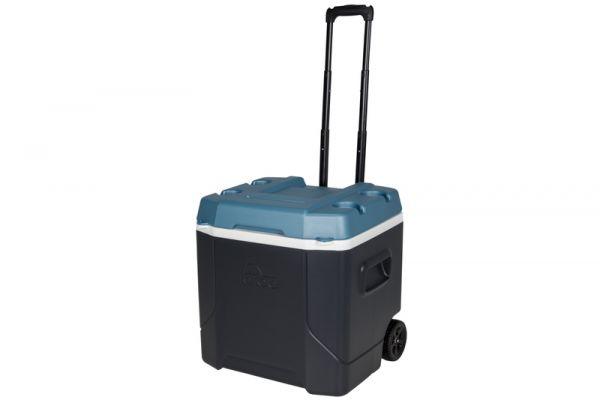 Kühlbox Maxcold Profile 54 Roller 51 Liter - Kühlbox mit Rollen