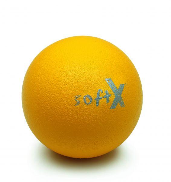softX® Schaumstoffball mit Haut, ∅ 21 cm
