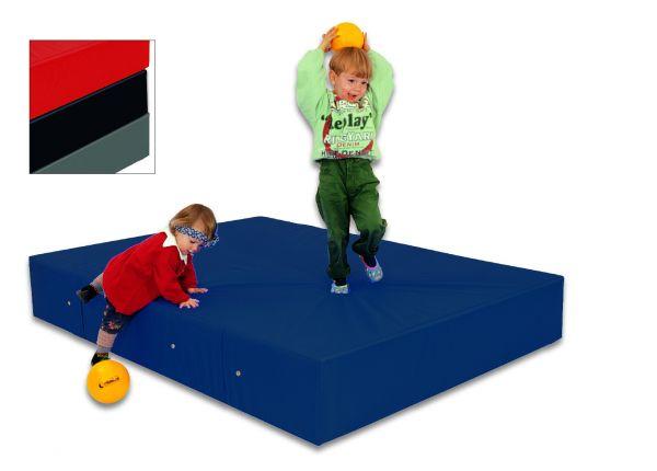 Weichboden-Turn / Gymnastikmatte rot