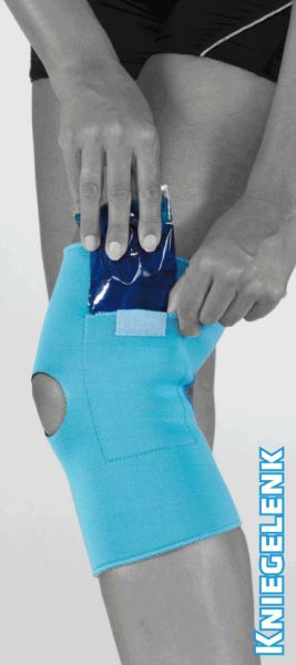 Cool & Move Kniebandage M
