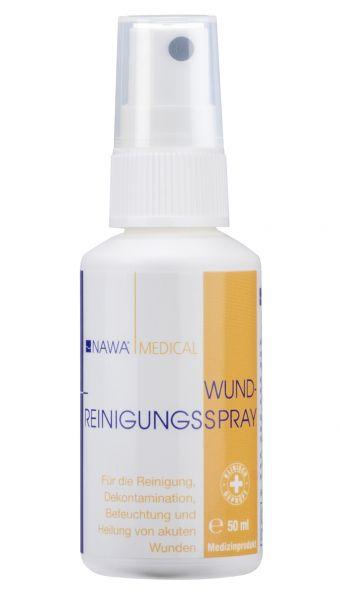 NAWA Wundreinigungsspray, Inhalt 50 ml