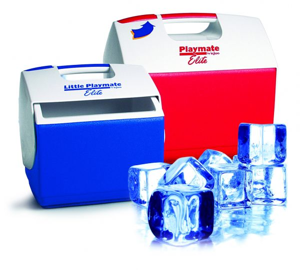Playmate Elite Eis-Thermobox 6,6 l blau