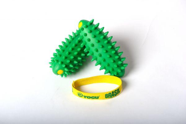 Togu Brasil 2er Set - grün