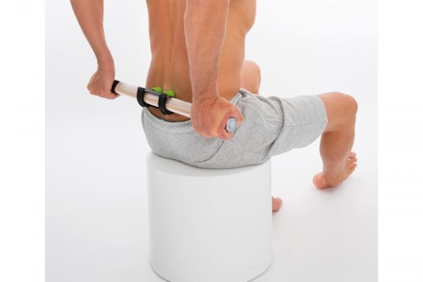 Fascia Releazer Faszien-Massagegerät inkl. 3 Aufsätze