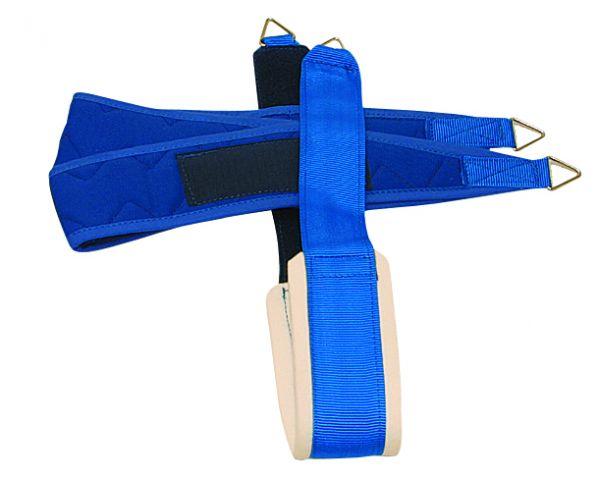 Kopftraktionsschlinge - blau