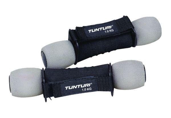 Gymnastikhanteln (Soft) Set aus 2 x 1 kg