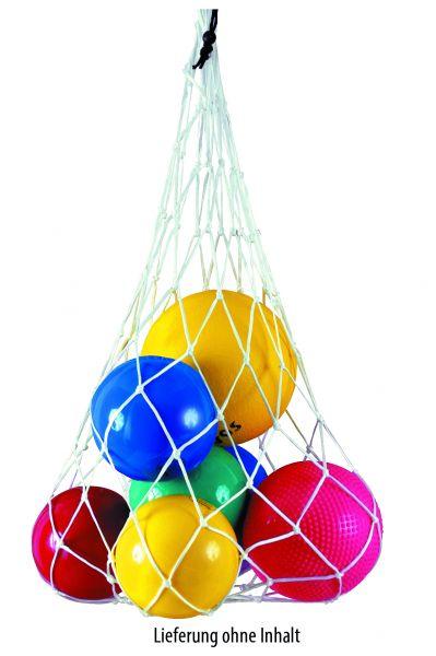 Balltragenetz für ca. 10 Bälle - weiß