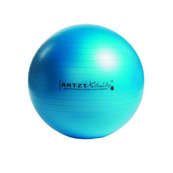 Artzt vitality® Fitness Ball - blau
