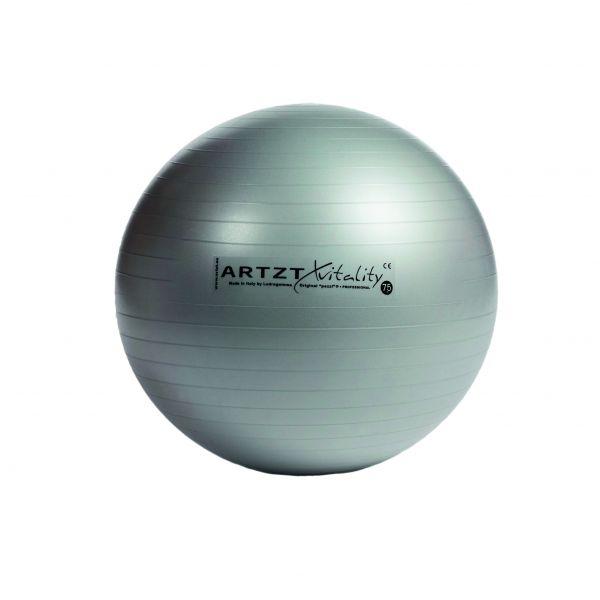 Artzt vitality® Fitness Ball - silber