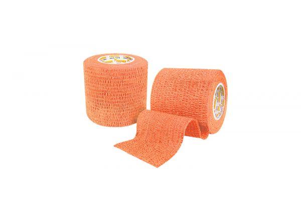 Stutzentape 5 cm x 4,5 m - Einzelrolle orange