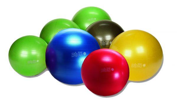 Gymnic-PLUS Sicherheitsball - grün - RESTPOSTEN