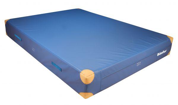 Weichbodenmatte Standard blau