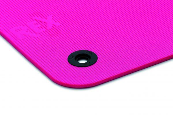 Airex-Matte-Fitline 180 pink, 2 Ösen