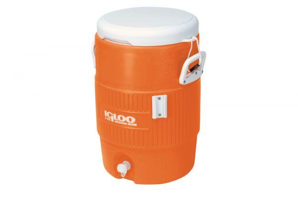5 Gallon Seat Top Getränkebehälter, 19 Liter, orange