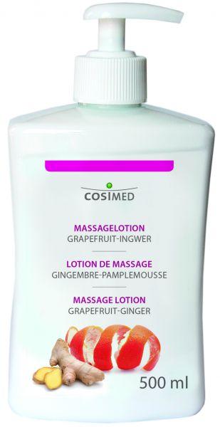 Massagelotion - Grapefruit-Ingwer-500 ml