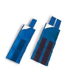 Gewichtsmanschette - blau - 4,0 kg