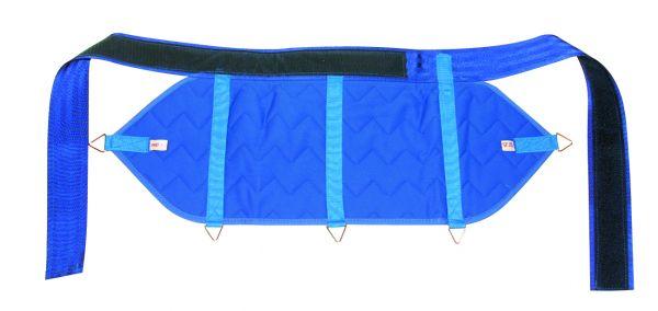 Becken-Traktionsschlinge - blau