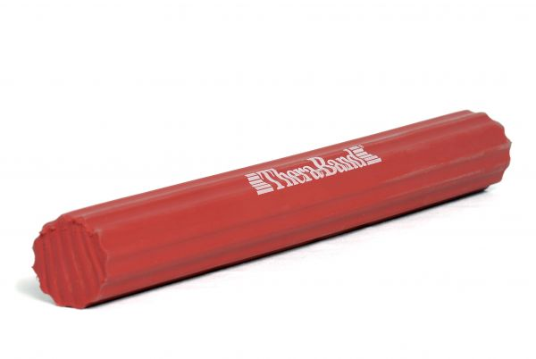 Thera-Band flexibler Übungsstab, leicht in rot