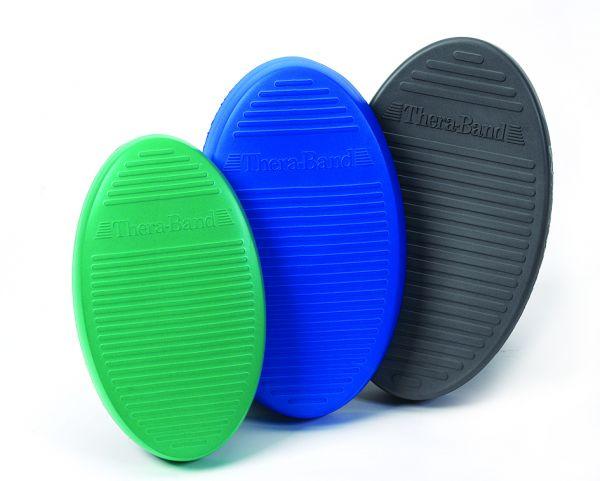 Thera-Band-Stabilitätstrainer hart in grün
