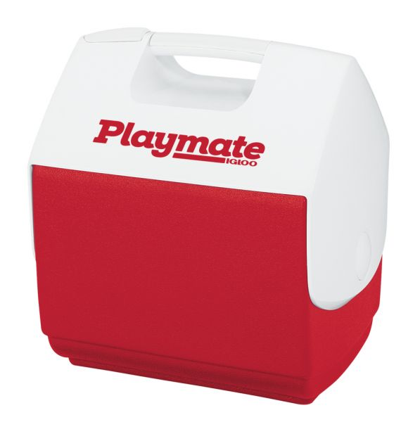Playmate Elite Eis-Thermobox 6,6 l rot