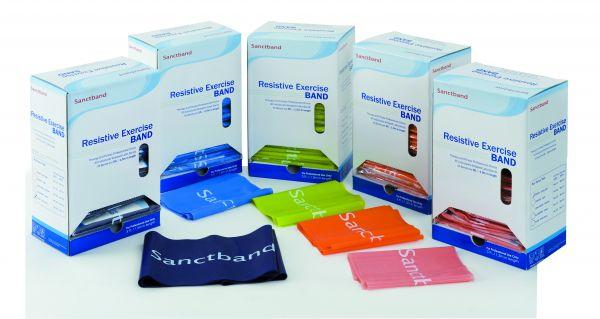 Sanctband™ im Dispenser mittel - limette