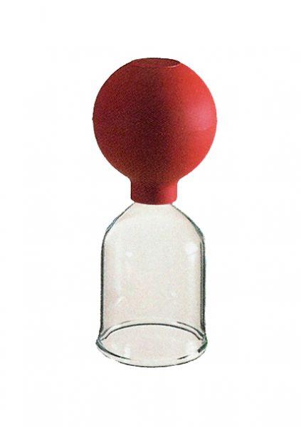 Saugglocke mit Ball - Größe 1 - ∅ 20 mm