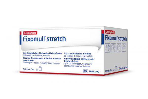 Fixomull® stretch 10 m x 15 cm, weiß