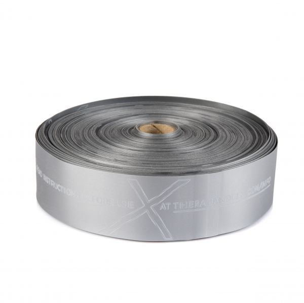 Thera Band CLX Rolle 22m, super schwer/silber