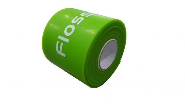 Flossband by Sanctband 5 cm, leicht - limette