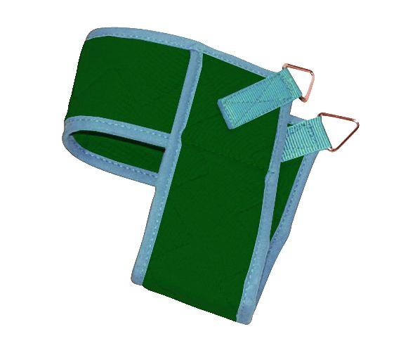Fußschlinge dreieckig - grün