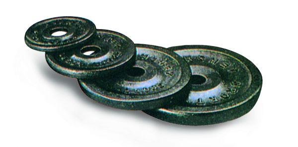Guß-Hantelscheibe - 5.00 kg