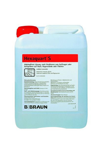 5 Liter Desinfektionsmittelkonzentrat