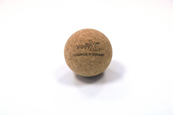 softX Faszien Cork Ball 90 / ∅ 9,0