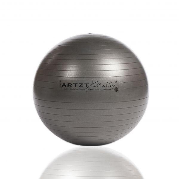Artzt vitality® Fitness Ball - anthrazit