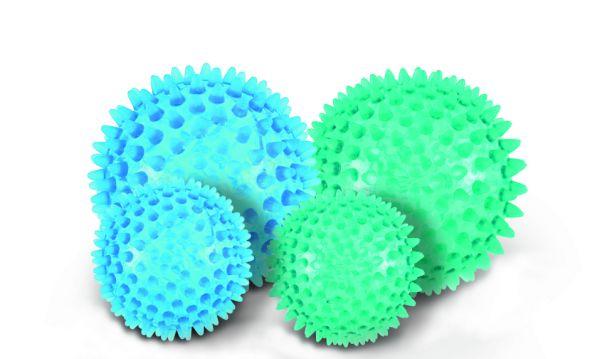 Reflexball - grün - ∅ 10 cm