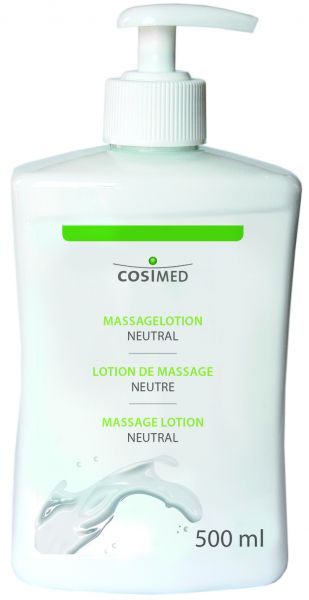Massagelotion neutral mit Dosierspender 500 ml