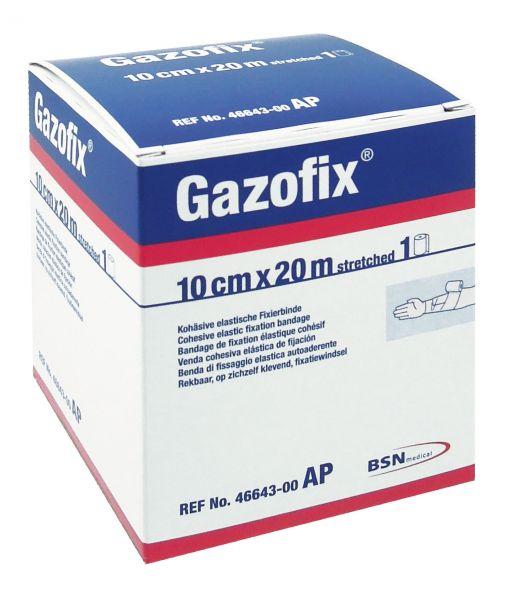 Unterzugsbinde Gazofix®, beige 8 cm x 20 m