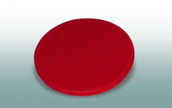 Kunststoffkreisel - rot - ∅ 39 cm