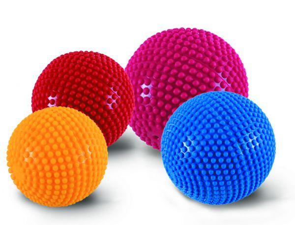 Touchball aus Ruton Ø 18 cm pink