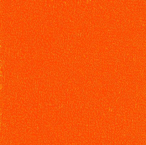 Liegenbezug mit Nasenschlitz, orange