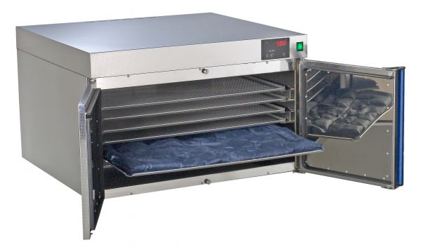 Wärmeschrank WS 6-7054S 70x50 cm SpitznerTherm Packungen