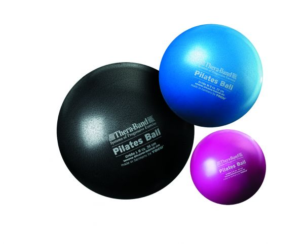 Thera-Band® Pilates Ball ∅ 26 cm, silber
