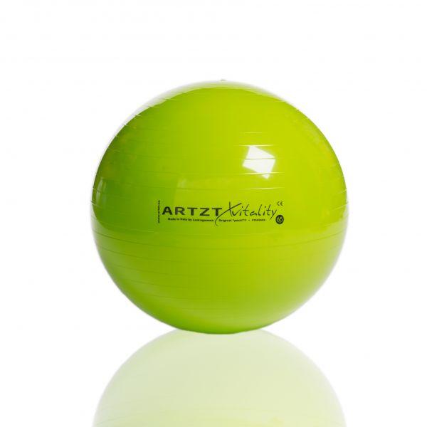 Artzt vitality® Fitness Ball - grün