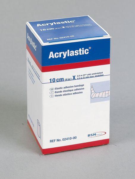 Acrylastic 8 cm x 2,5 m - 5 Stück