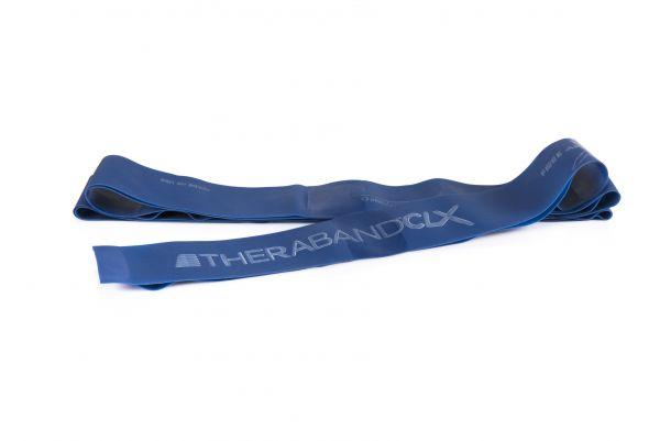 Thera Band CLX Band 2 m, extra schwer/blau