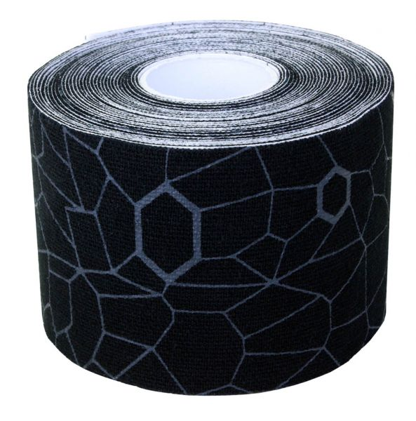 Thera Band Kinesiology Tape 5mx5cm, schwarz/grau