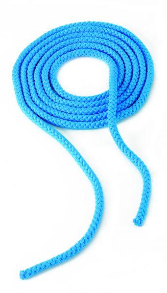 Springseil aus Polypropylen - blau