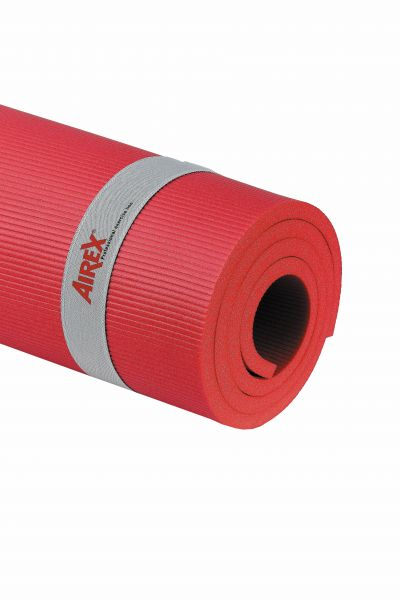 Airex-Gymnastikmatte Atlas - rot
