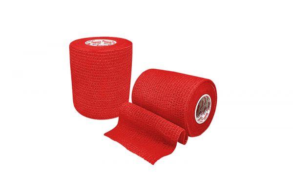 Stutzentape 7,5 cm x 4,5 m - Einzelrolle rot